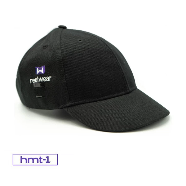 Ball Cap with HMT Mount