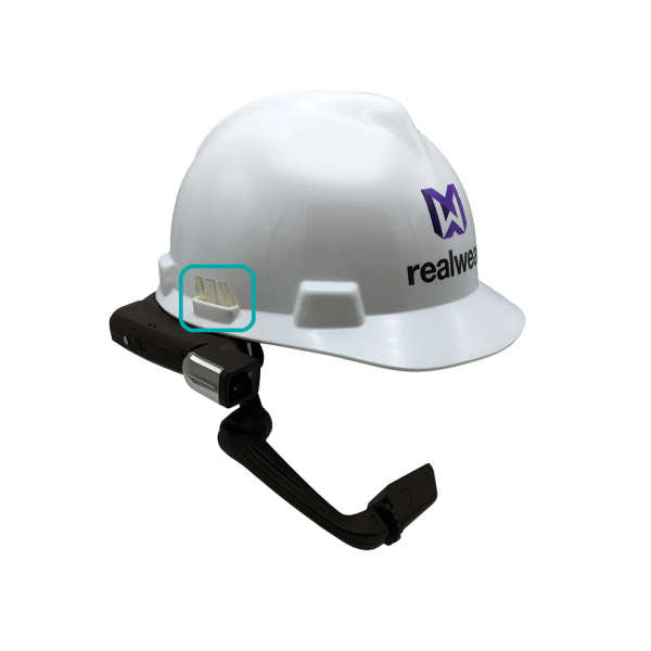 hard hat clips