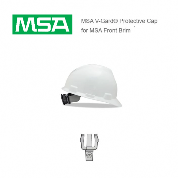 Msa V- Gard Protective Cap